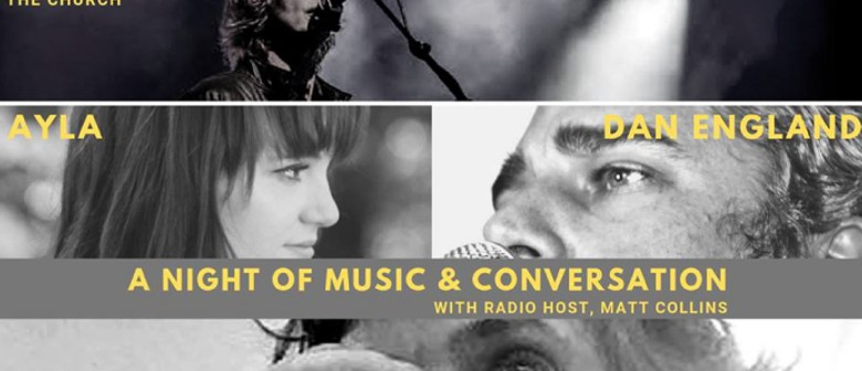 A Night of Music & Conversation Ft. Peter Koppes