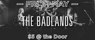 The Badlands Plus King Coaster