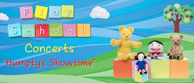Play School Live – Humpty's Showtime