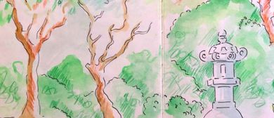 ParkArts – Sketching with Richard Byrnes