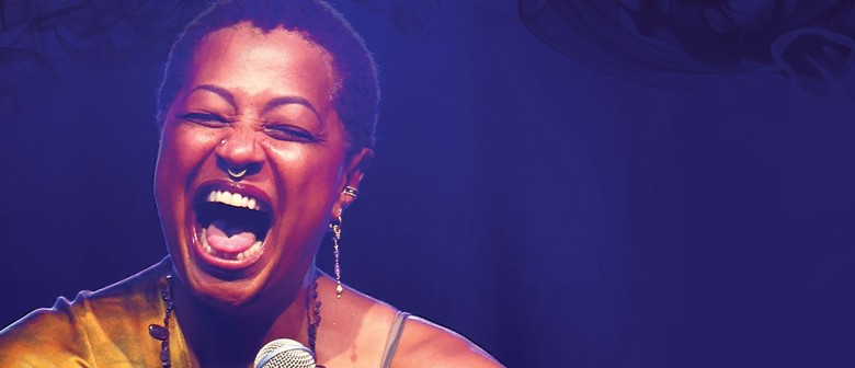 Ms Lisa Fischer With Grand Baton – Adelaide Cabaret Festival