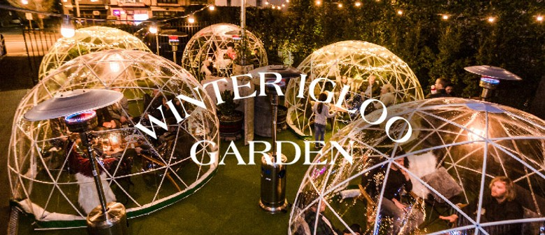 Winter Igloo Garden
