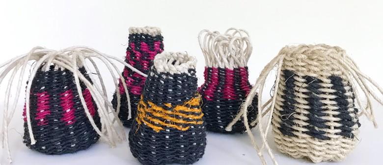Sculptural Basketry Twining Workshop