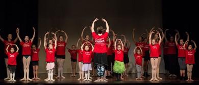 Queensland Ballet Dance Camp