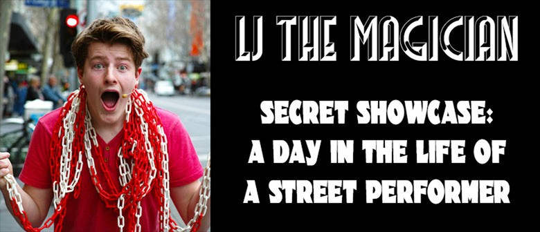 Secret Showcase: A Day in the Life of a Street Performer