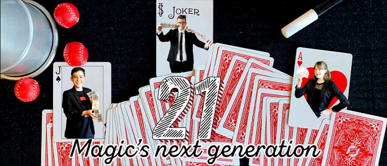 Secret Showcase: 21 - Magic's Next Generation