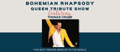 Bohemian Rhapsody – Queen Tribute Show