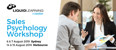 Sales Psychology Workshop