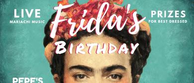 Frida Kahlo's Birthday