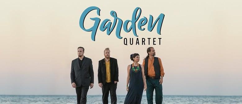 Ballarat Garden Quartet Australian Tour with Mick Trembath