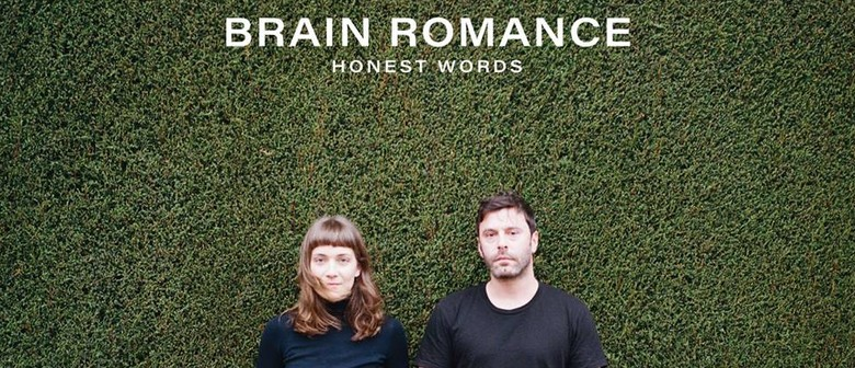 Brain Romance – Honest Words Single Launch