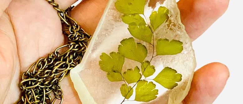 Botanicals Eco-Resin Jewellery
