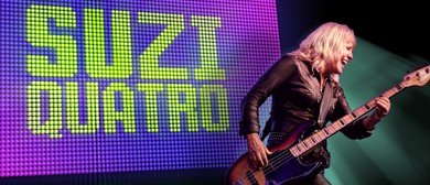 Suzi Quatro – It's Only Rock'N'Roll Live 2019