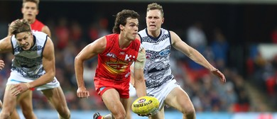 Gold Coast Suns V Geelong Cats