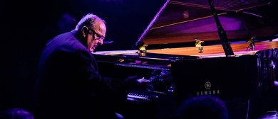 A Salute to The Great Jazz Pianists By Bob Sedergreen