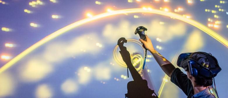 Real World VR – Virtual Reality Film/Gaming/Simulation Panel