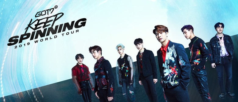 GOT7 – Keep Spinning World Tour
