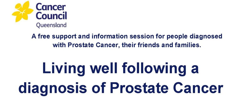 Living Well After Prostate Cancer