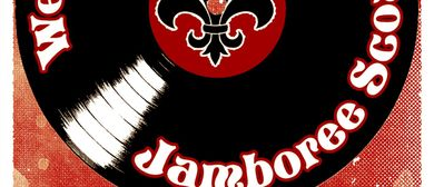 Wesley Goodlet Jamboree Scouts