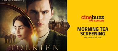 Seniors Morning Tea – Tolkien