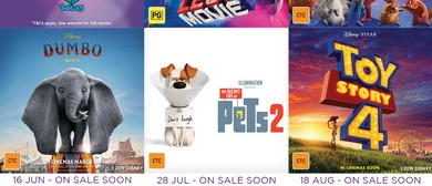Sensory Screening – Secret Life of Pets 2