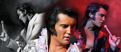 The King Is Back – Ben Portsmouth Is Elvis
