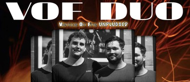 Venice On Fire Duo – Unplugged