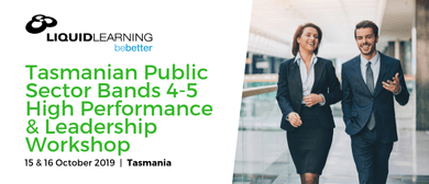 Public Sector Bands 4–5 High Performance & Leadership