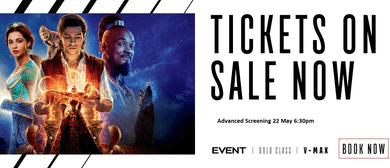 Aladdin Advanced Screening