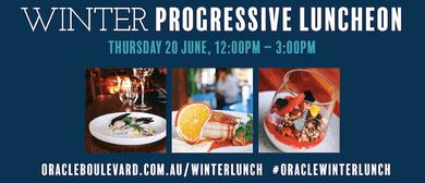 Winter Progressive Luncheon