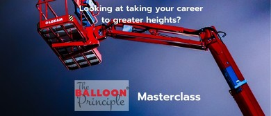 Balloon Principle Speaker Masterclass