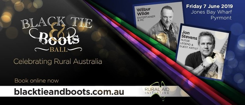 Black Tie and Boots Ball