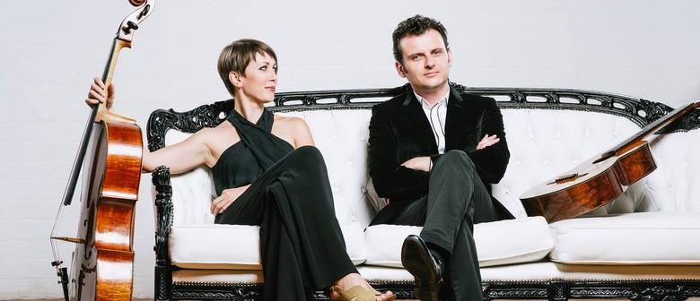 Slava and Sharon Grigoryan – Works for Cello and Guitar