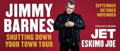 Jimmy Barnes – Shutting Down Your Town Tour