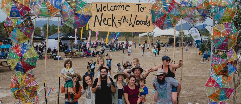 Neck Of The Woods Music Festival 2019