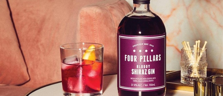 Four Pillars Bloody Shiraz Gin Launch