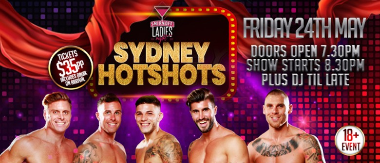 Sydney Hotshots: SOLD OUT