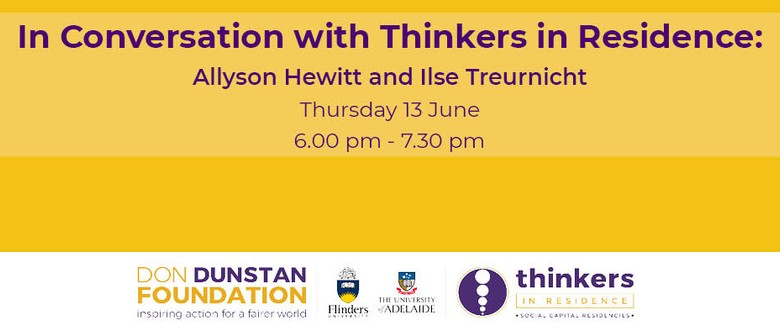 In Conversation with Thinkers in Residence