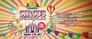 Ladies Night Circus Party