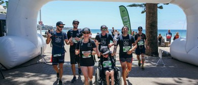 The Bloody Long Walk – 35km Challenge to Cure Mito