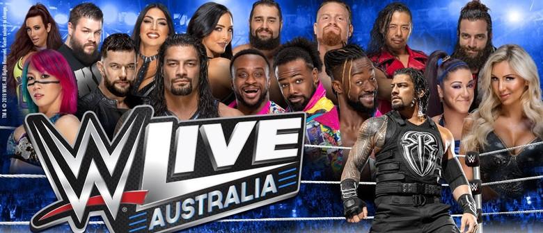WWE Live Australia