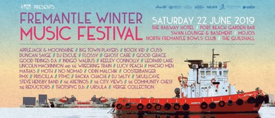Fremantle Winter Music Festival 2019