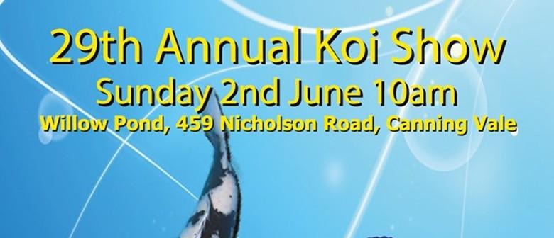 Annual Koi Show 2019