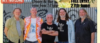 Dollar Twenty Blues Band: Thursday Jam Night