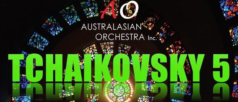 Australasian Orchestra – Tchaikovsky Symphony 5