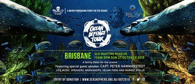 Sea Shepherd Brisbane's Ocean Defence Tour Family Fiesta