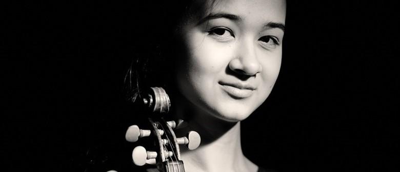 Emily Leung Plays Dvorak