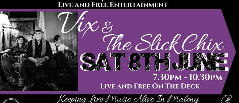 Vix and The Slick Chix's