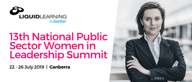 13th National Public Sector Women In Leadership Summit