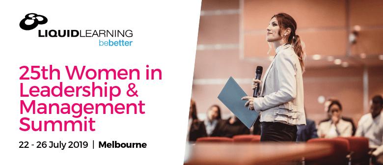 25th Women In Leadership & Management Summit